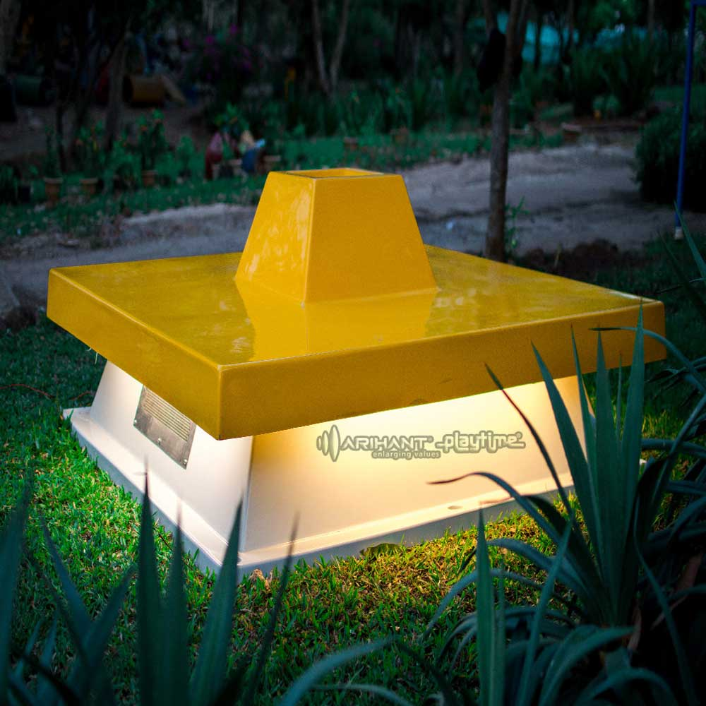 Luminous Bench