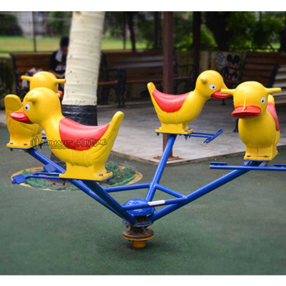 Animal merry go round