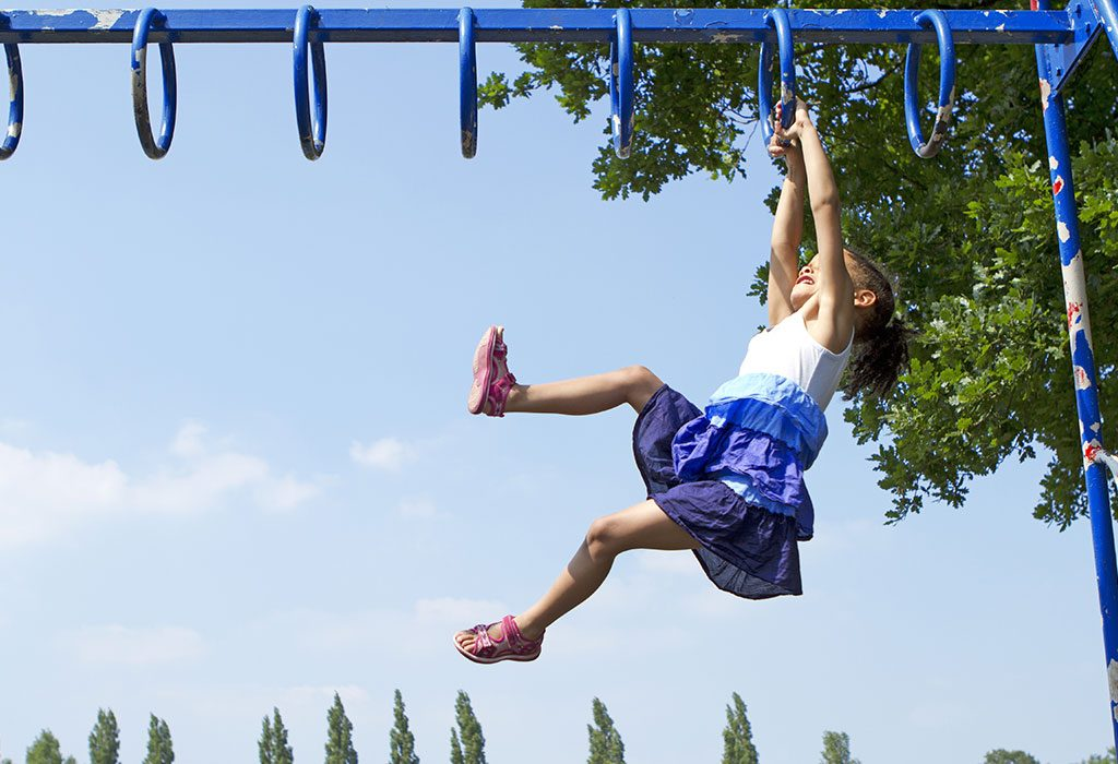 Outdoor games and Physical Development
