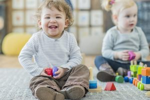 How does playing help children?