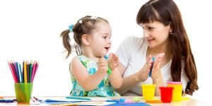 Role of play in the development of children