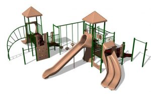 Play Equipment design and height