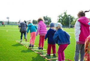 Importance of outdoor play